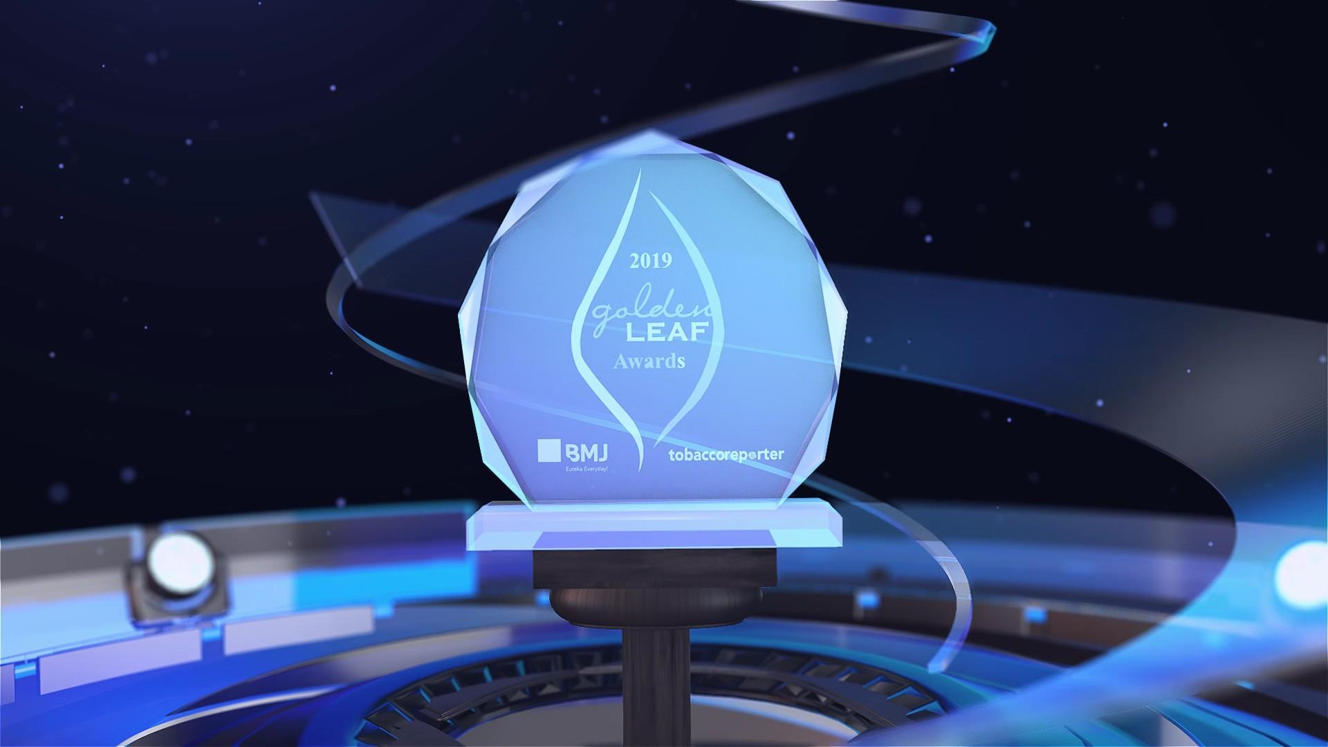 bmj golden leaf awards 2019 in amsterdam