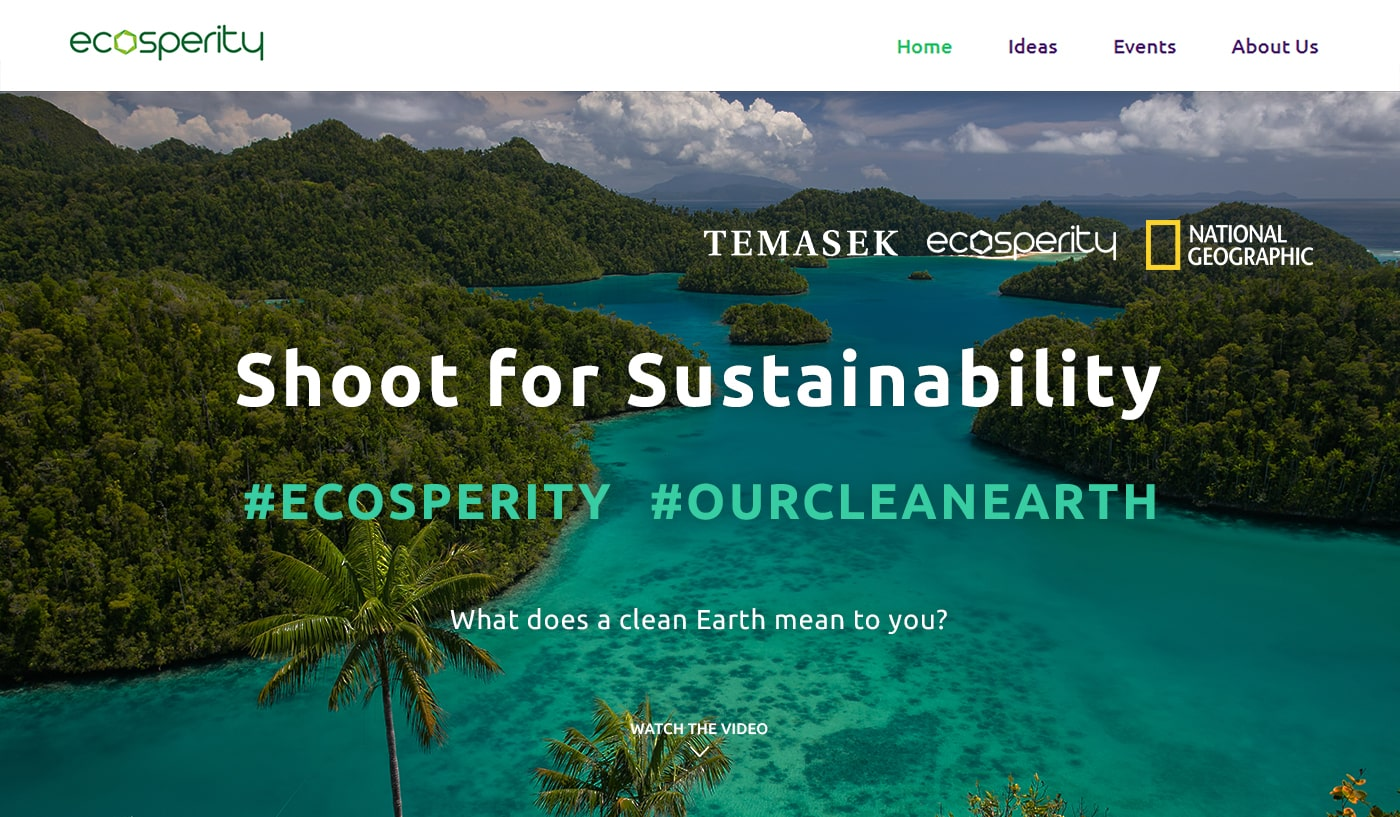 shoot for sustainability